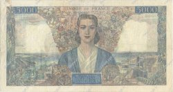 5000 Francs EMPIRE FRANÇAIS FRANCE  1946 F.47.55 TB
