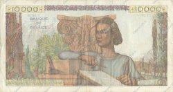 10000 Francs GÉNIE FRANÇAIS FRANCE  1952 F.50.61 TTB
