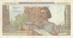 10000 Francs GÉNIE FRANÇAIS FRANCE  1953 F.50.65 TTB