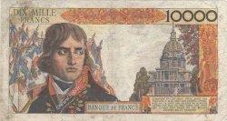 10000 Francs BONAPARTE FRANCE  1957 F.51.09 B