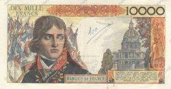 10000 Francs BONAPARTE FRANCE  1958 F.51.11 TTB+