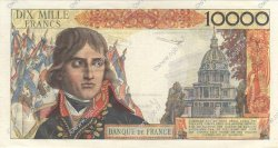 10000 Francs BONAPARTE FRANCE  1958 F.51.12 TTB+