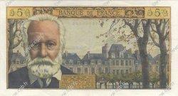 5 Nouveaux Francs VICTOR HUGO FRANCE  1964 F.56.15 SUP+