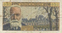 5 Nouveaux Francs VICTOR HUGO FRANCE  1964 F.56.15 TB+