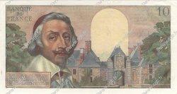10 Nouveaux Francs RICHELIEU FRANCE  1960 F.57.05 pr.SPL