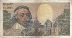 10 Nouveaux Francs RICHELIEU FRANCE  1962 F.57.19 TB