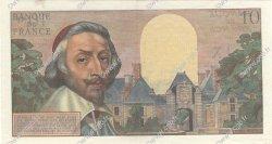 10 Nouveaux Francs RICHELIEU FRANCE  1962 F.57.20 SUP+