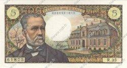 5 Francs PASTEUR FRANCE  1966 F.61.03 pr.NEUF