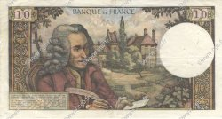 10 Francs VOLTAIRE FRANCE  1963 F.62.03 TTB