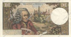 10 Francs VOLTAIRE FRANCE  1967 F.62.28 SUP