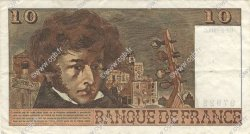 10 Francs BERLIOZ FRANCE  1974 F.63.06 TTB