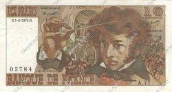 10 Francs BERLIOZ FRANCE  1974 F.63.06 TTB+