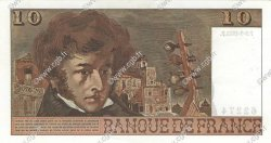 10 Francs BERLIOZ FRANCE  1975 F.63.09 TTB+