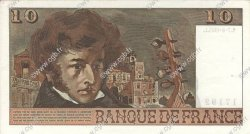 10 Francs BERLIOZ FRANCE  1975 F.63.12 SUP+