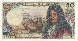 50 Francs RACINE FRANCE  1973 F.64.22 pr.SPL