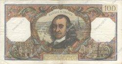 100 Francs CORNEILLE FRANCE  1971 F.65.36 TB+