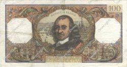 100 Francs CORNEILLE FRANCE  1971 F.65.37 TB