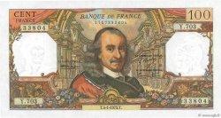 100 Francs CORNEILLE FRANCE  1973 F.65.41 SPL