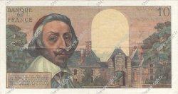 10 Nouveaux Francs RICHELIEU FRANCE  1963 F.57.22 TTB+