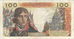 100 Nouveaux Francs BONAPARTE FRANCE  1959 F.59.02 pr.TB