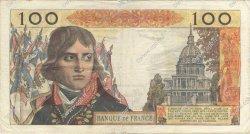 100 Nouveaux Francs BONAPARTE FRANCE  1959 F.59.02 TB