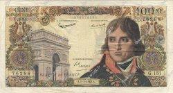 100 Nouveaux Francs BONAPARTE FRANCE  1962 F.59.14 pr.TB