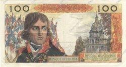 100 Nouveaux Francs BONAPARTE FRANCE  1962 F.59.16 TTB à SUP