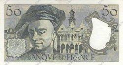 50 Francs QUENTIN DE LA TOUR FRANCE  1979 F.67.04 SUP+