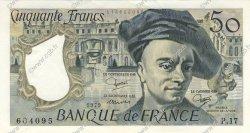 50 Francs QUENTIN DE LA TOUR FRANKREICH  1979 F.67.05 fST