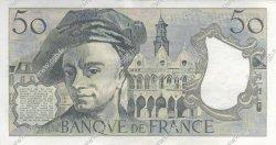 50 Francs QUENTIN DE LA TOUR FRANCE  1986 F.67.12 SPL