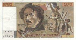 100 Francs DELACROIX FRANCE  1978 F.68.02 SUP+