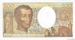 200 Francs MONTESQUIEU FRANCE  1992 F.70.12a pr.SPL