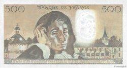500 Francs PASCAL FRANCE  1982 F.71.26 NEUF