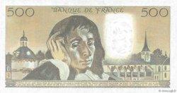 500 Francs PASCAL FRANCE  1982 F.71.27 SUP+