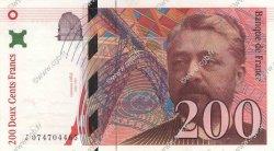200 Francs EIFFEL FRANCE  1999 F.75.05 SUP+