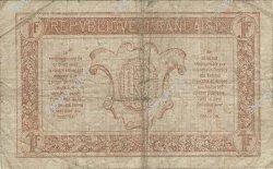 1 Franc TRÉSORERIE AUX ARMÉES FRANCE  1917 VF.03.02 B+