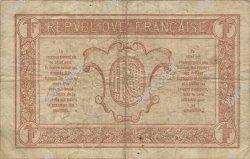 1 Franc TRÉSORERIE AUX ARMÉES FRANCE  1917 VF.03.11 pr.TTB