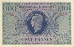 100 Francs MARIANNE FRANCE  1943 VF.06.01e pr.NEUF