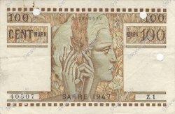 100 Mark FRANCE  1947 VF.49.01 TTB+