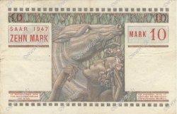 10 Mark FRANCE  1947 VF.47.01 SUP+