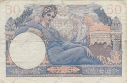 50 Francs SUEZ FRANCE  1956 VF.41.01 B+
