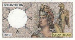 500 Francs PASCAL, type Athéna FRANCE régionalisme et divers  1980 F. NEUF