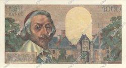 1000 Francs RICHELIEU FRANCE  1955 F.42.15 pr.NEUF