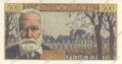500 Francs VICTOR HUGO FRANCE  1958 F.35.11 SUP+