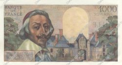 1000 Francs RICHELIEU FRANCE  1956 F.42.21 NEUF