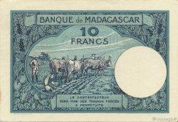 10 Francs MADAGASCAR  1947 P.36 SPL+