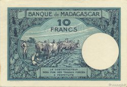 10 Francs MADAGASCAR  1947 K.804b SPL+