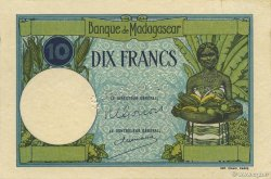 10 Francs MADAGASCAR  1957 K.805as pr.NEUF