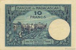 10 Francs MADAGASCAR  1957 P.36s pr.NEUF