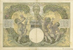 50 Francs MADAGASCAR  1937 K.810b TTB+
